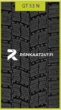 315/70R22,5 RUNKO EU1 GT53 275 PINN. RENGAS 3PMSF