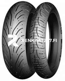 180/55ZR17 Michelin Pilot Road 4 73W Rear TL (toodetud 2016)
